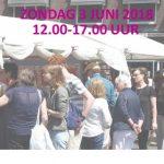 Brocante-retro markt Wageningen