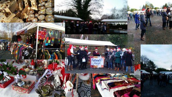Kerstmarkt Wolfheze 2018