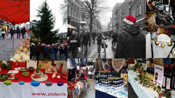 Kerstmarkt Wageningen 2018