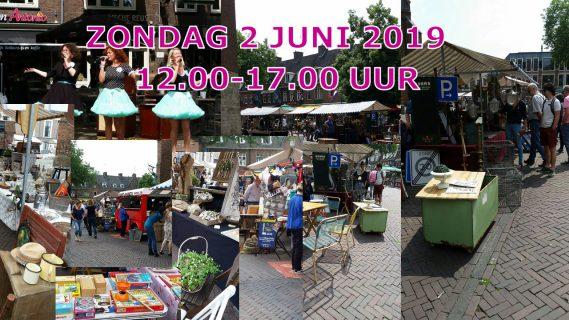 Brocante- en Kunstmarkt  Wageningen
