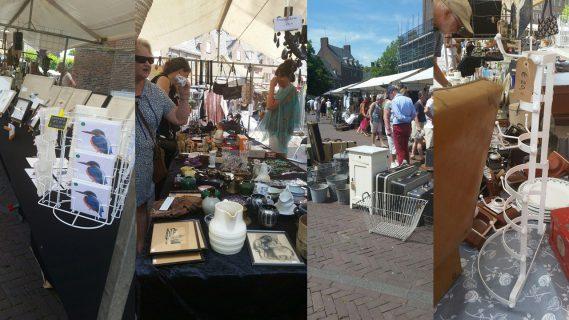 Brocante- en Kunstmarkt  Wageningen 2019