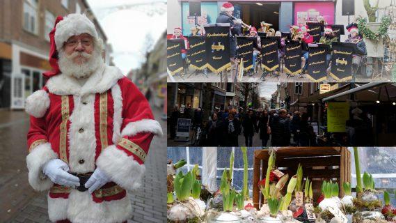 Kerstmarkt Wageningen 2019