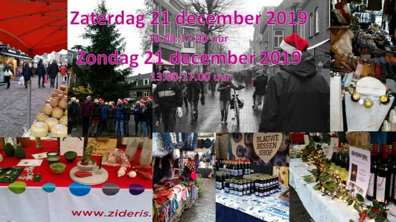 Kerstmarkt Wageningen