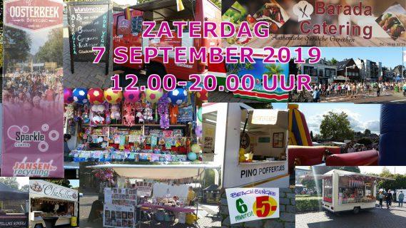Airborne 'Food & Kids' markt Oosterbeek