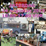 Kunst- en Brocante markt Renkum