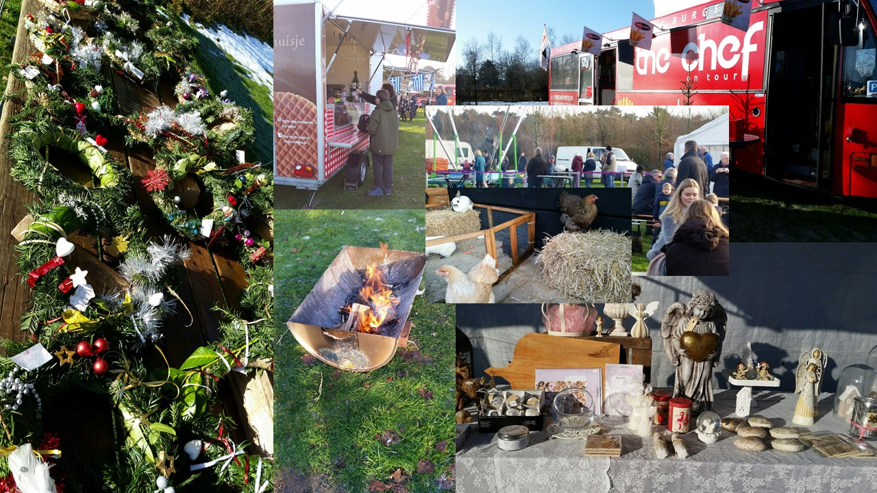 Kerstmarkt Wolfheze 2017
