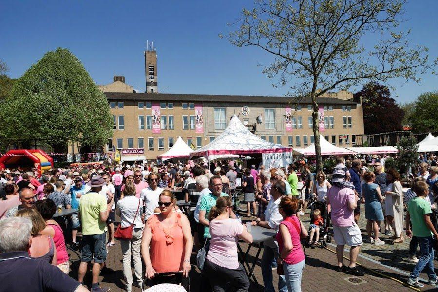 Piazza del Giro Oosterbeek 2016