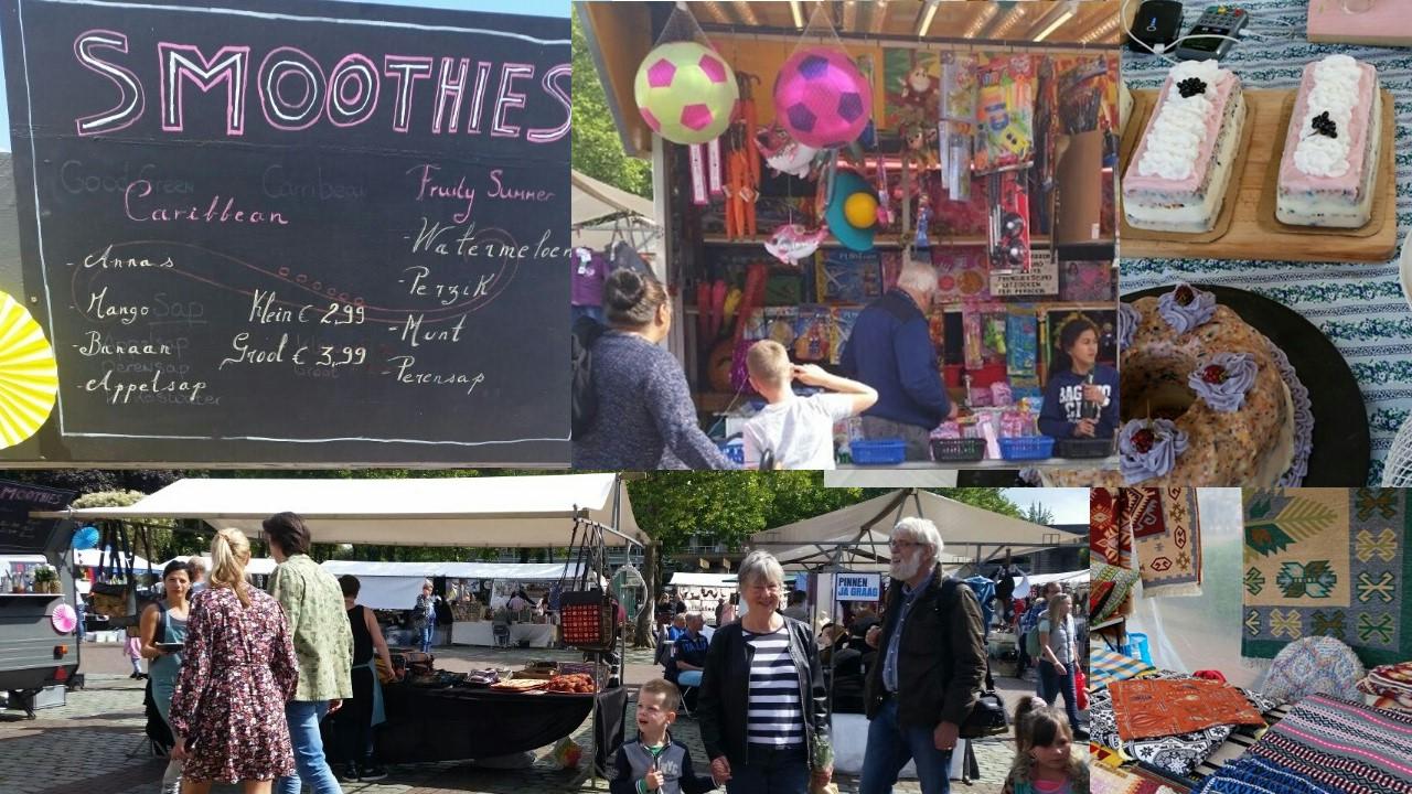 Airborne markt Oosterbeek 2017